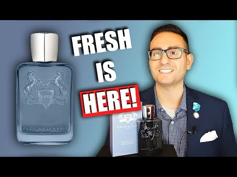 Download Sedley by Parfums de Marly Fragrance / Cologne Review + GIVEAWAY!