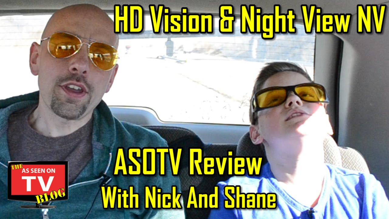 98f8c9ae03 Night View NV And HD Night Vision Wraparound As Seen On TV Review ...