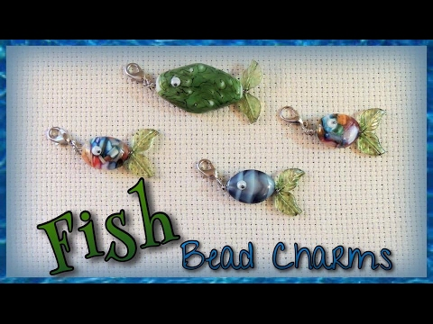Fish Bead Charms