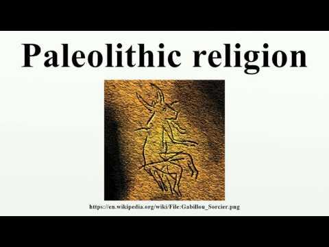 Paleolithic religion
