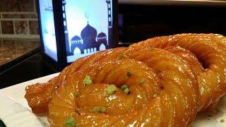 داطلي عراقي بدون بيض مقرمش وطعم مو طبيعي رمضان كريم2018 مطبخ شاي مهيل الشيف ام محمد