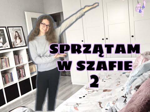 SPRZĄTANIE I ORGANIZACJA SZAFY 2/2 | TakaJa Oliwka