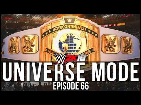 WWE 2K18 | Universe Mode - 'CHAMPIONSHIP SHOCKER?!' | #66