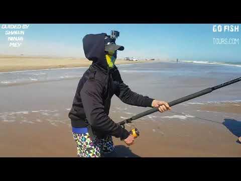 "Go Fish Angola - June 2018 - Guided by Shawn ""Ninja"" Mey"