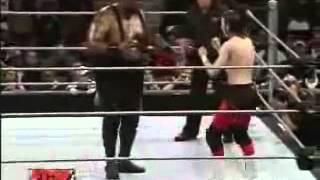 WWE ECW  Big Daddy V vs Colin Delaney 1.1.08