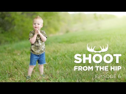 How to Take Better Portraits in Bright Sunlight - Shoot from the Hip Photography Vlog (Ep #6)