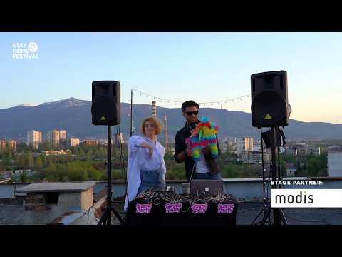 STAY HOME FESTIVAL: Shame Party DJ Set