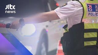 음주 운전하다 고속도로서 잠든 경찰관…불구속 입건 / JTBC 아침&