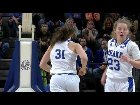 Drake Women S Basketball Vs Wisconsin Post Game Press Conference Youtube