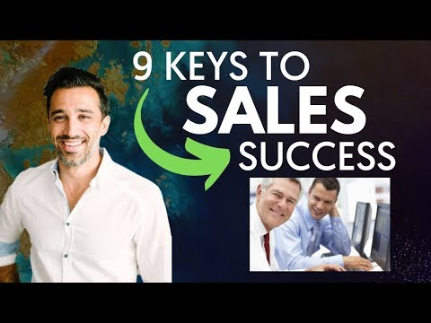 9 Reasons Why Top Salespeople Succeed
