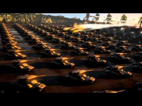 Red Alert 3 Empire of the Rising Sun campaign Intro (HD)