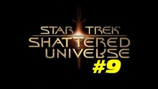 Star Trek: Shattered Universe Walkthrough Mission 9: Enemy of My Enemy (Cheat)