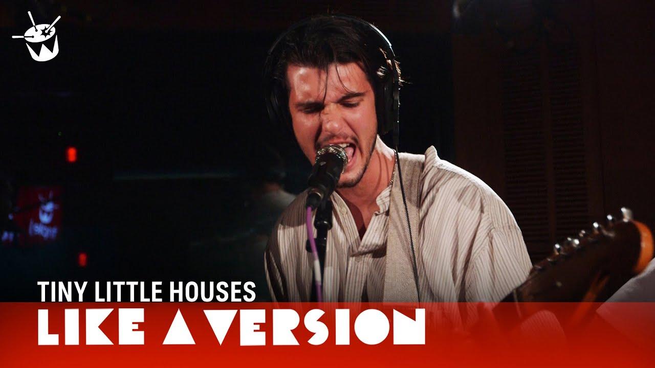 Tiny Little Houses - 'Short Hair' (live on triple j)