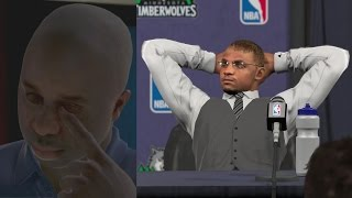 NBA 2K15 PS4 My Career - Overtime! Hold Off