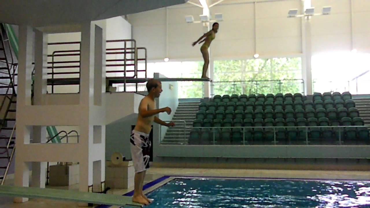pittville pool cheltenham diving boards youtube