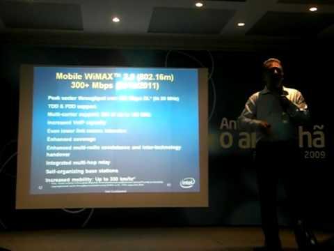 Mobile WiMax - Siavash Alamouti, Fellow do Grupo de Mobilidade da Inte