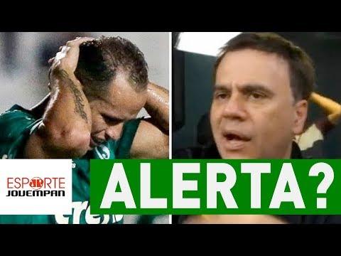 ALERTA? Mauro Beting analisa 2º empate seguido do PALMEIRAS!