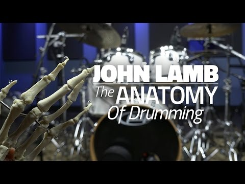 John Lamb: The Anatomy Of Drumming - Drum Lesson (DRUMEO)