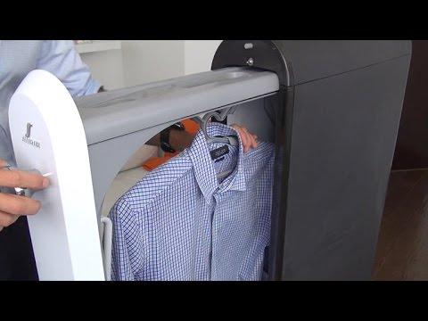 Swash perfuma y plancha tu ropa en 10 minutos youtube for Planchador de ropa