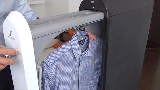 Swash: perfuma y plancha tu ropa en 10 minutos