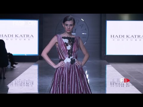 HADI KATRA 2017 Kuwait fashion week in partnership with Oriental fashion show - Fashion Channel