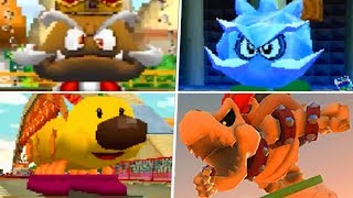 Evolution of Mario Kart Boss Battles (2005 - 2019)