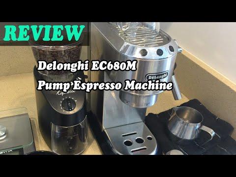 Delonghi EC680M Pump Espresso Machine - Review 2019
