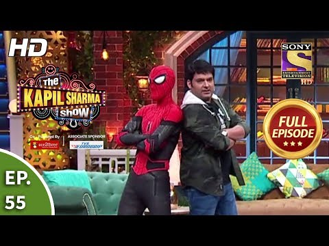 The Kapil Sharma Show Season 2 - Ep 55 - Full Episode - 7th July, 2019