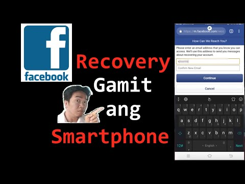 TECH-GEEK Ep.13 : FACEBOOK RECOVERY GAMIT ANG SMARTPHONE