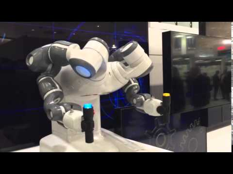 Automation rocks! Hannover Messe 2015