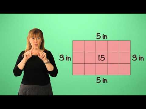 Finding Area: Grade 3 Module 4 Lesson 4