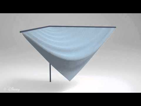 WDAS Technology Projects: Smoothed Aggregation Multigrid for Cloth Simulation