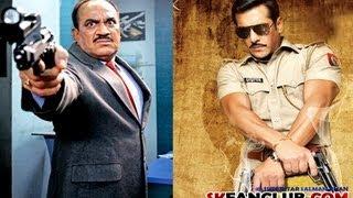 Dabangg 2 Promotion in CID - Weekend With Salman Episode 11