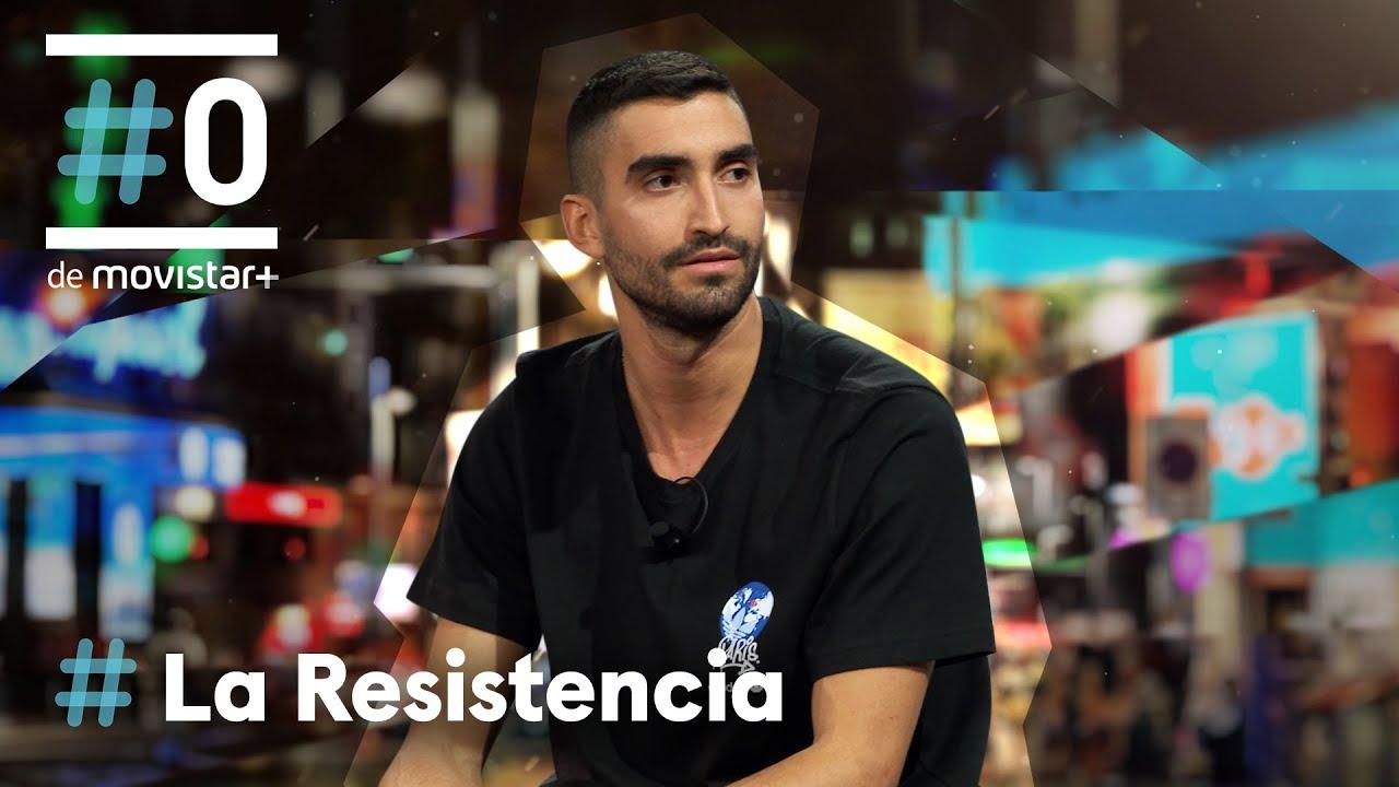 LA RESISTENCIA - Entrevista a Jaime Fernández | #LaResistencia 26.10.2021