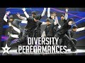All Full Diversity Performances On Britain's Got Talent | Got Talent Global