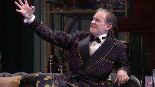 Present laughter on broadway
