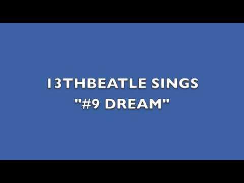 #9 DREAM-JOHN LENNON COVER