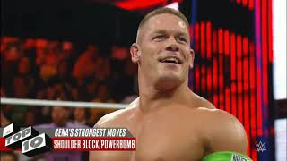WWE John Cena fight on punjabi song changey din