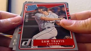 2017 Panini Chronicles Baseball 4 Box Break 5-23-2018 (SICK GOLD ...