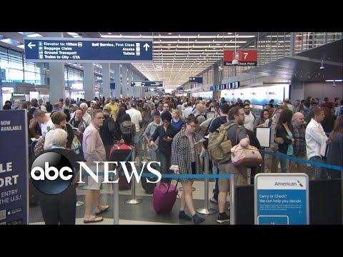 TSA tips for efficient holiday travel