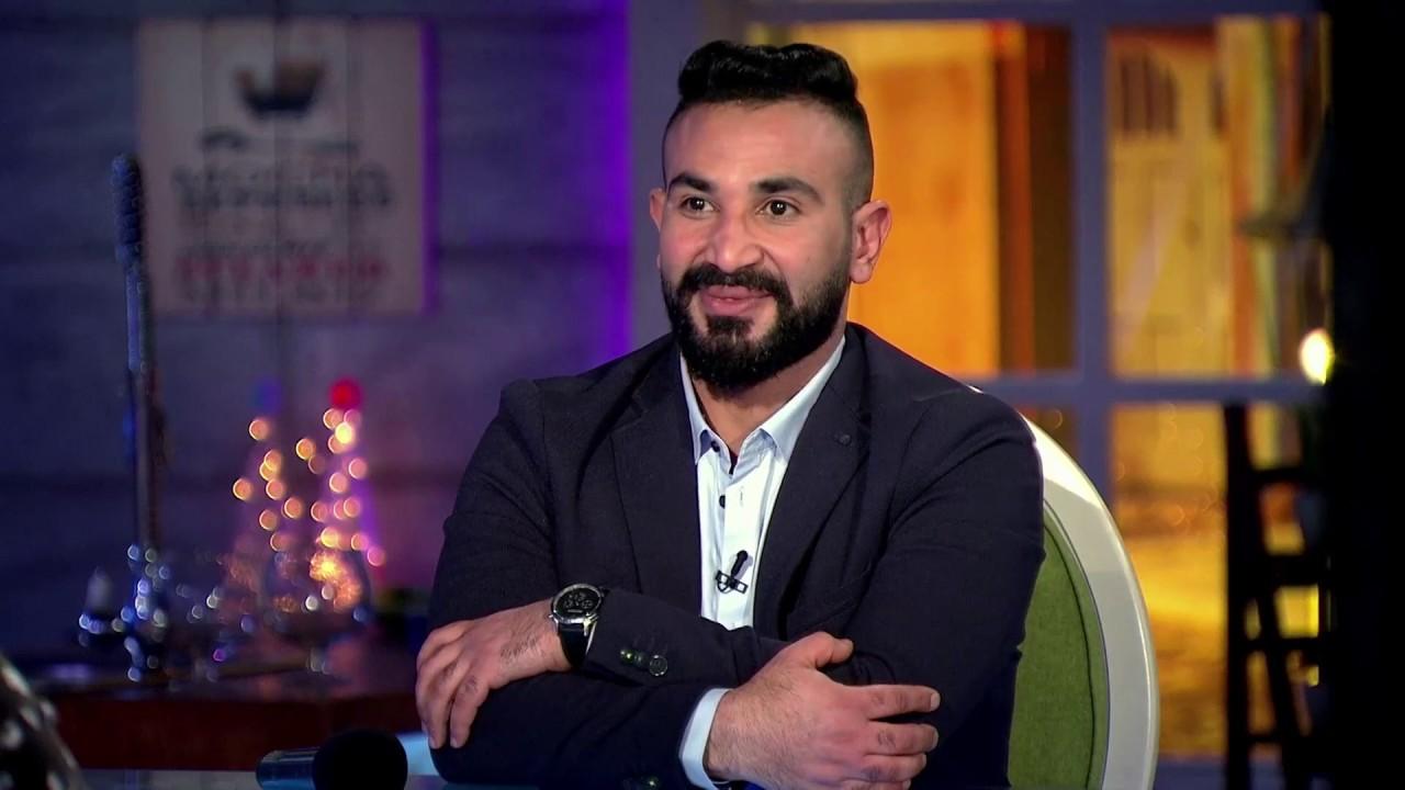 شاهد اختيار الفنان احمد سعد للمطربه اللي ممكن يلحن ليها اغاني بقيه حياته - Talata Fe Wa7ed