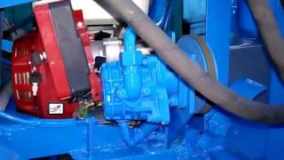 самодельный минитрактор из мотоблока мтз-12, устройство.