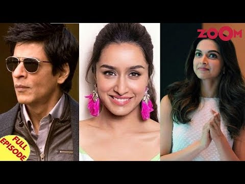 SRK to make a comeback soon in Bollywood? | Shraddha REPLACES Deepika in Luv Ranjan's next?