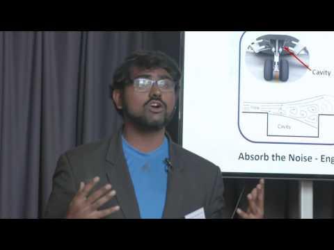 Three-Minute Thesis People's Choice Award winner: Syamir Alihan Showkat Ali
