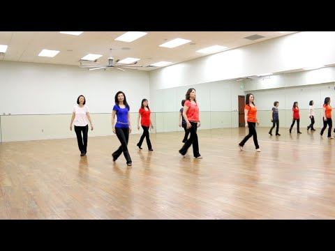 Remember You Young - Line Dance (Dance & Teach In English & 中文)