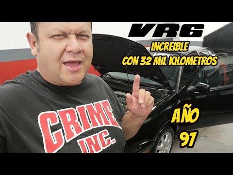 jetta vr6 con 32 mil kilómetros único en México