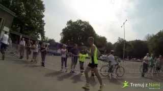 32. Maraton Wrocławski - doping pacemakera na końcówce [trenujznami.pl]