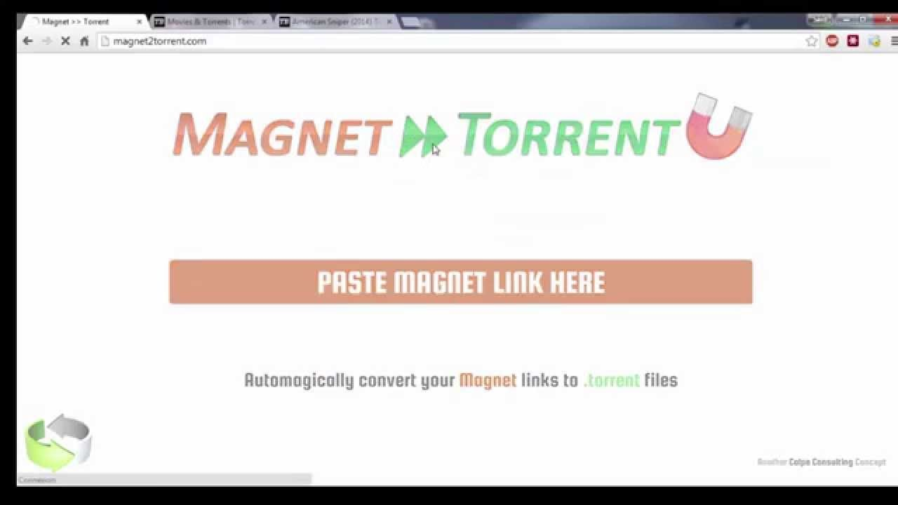 How To Convert Torrent File To URL - Download Directly