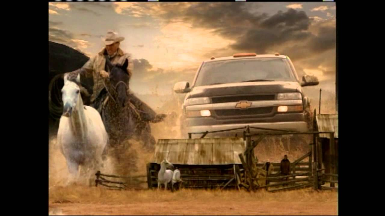 Jim Manera Chevy Trucks Like A Rock Campaign Ranch