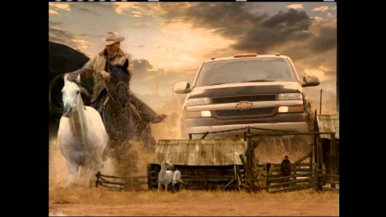 Jim Manera - Chevy Trucks - Like A Rock Campaign - Ranch ...